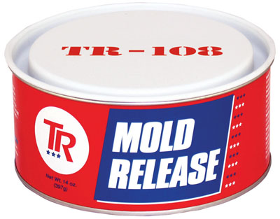 TR-108 MOLD RELEASE WAX – TR Mold Release