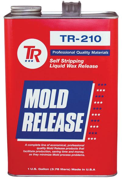 Liquid Wax – TR Mold Release